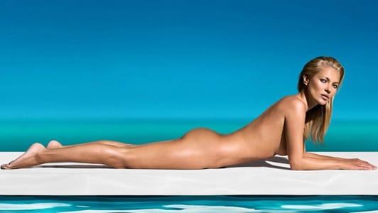 wearing Nude rolex woman