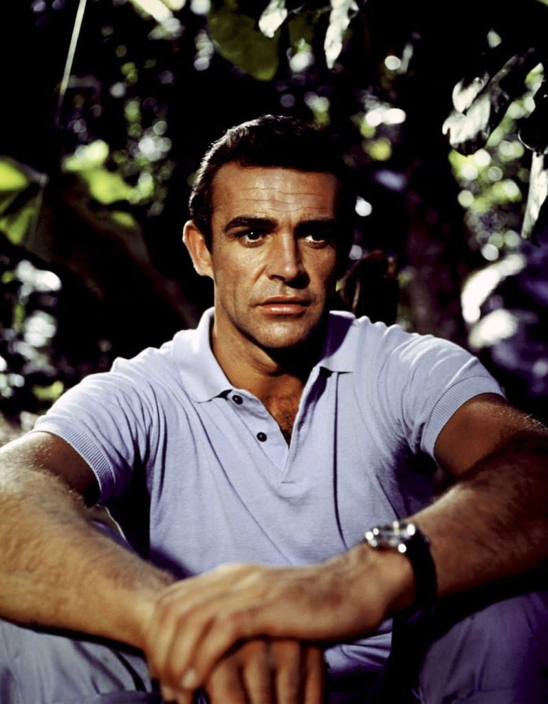 james bond sean connery dr no rolex submariner