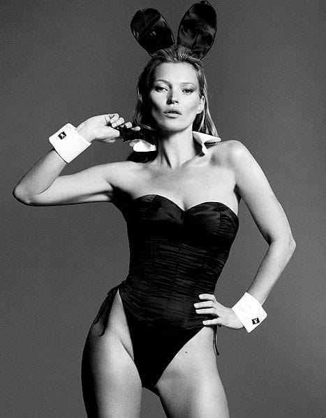 Kate Moss Playboy Article