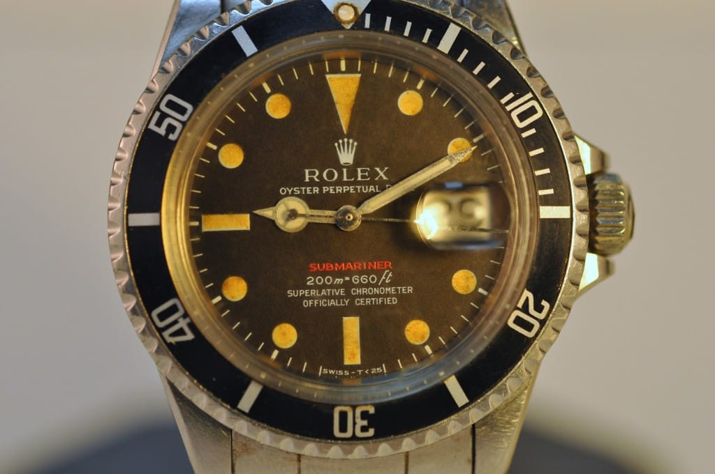 luxury watch rolex submariner