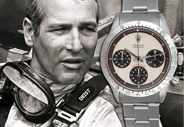 Paul Newman Rolex Daytona is a stunning watch, rare, beautiful, and expensive.