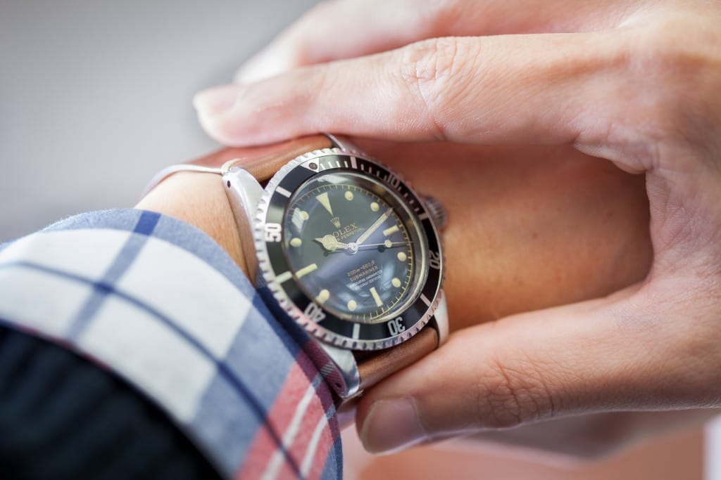 things to look for when buying a vintage submariner 5512 1962