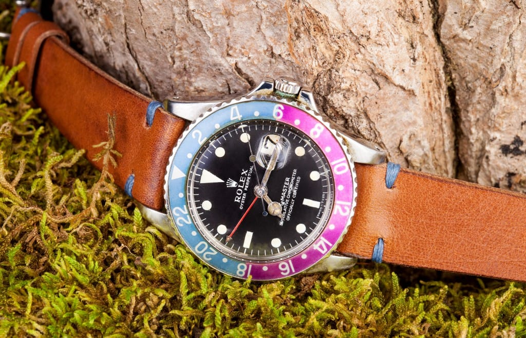 vintage gmt rolex tropical tree