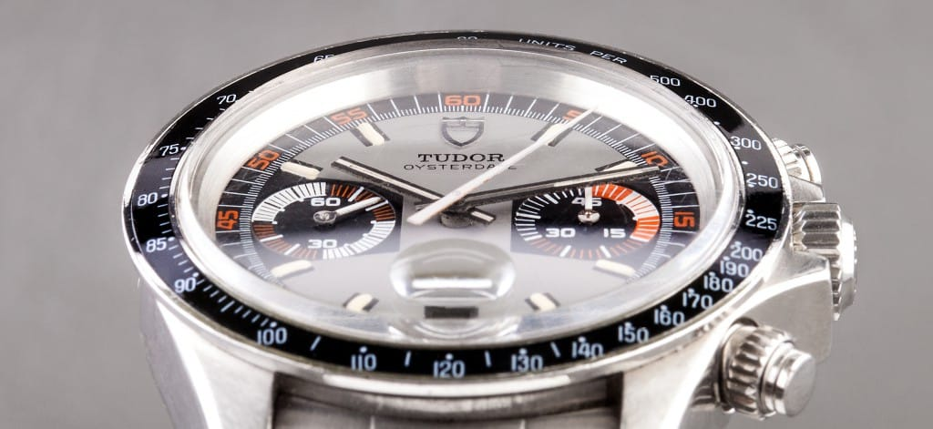 Tudor Chrono Watch