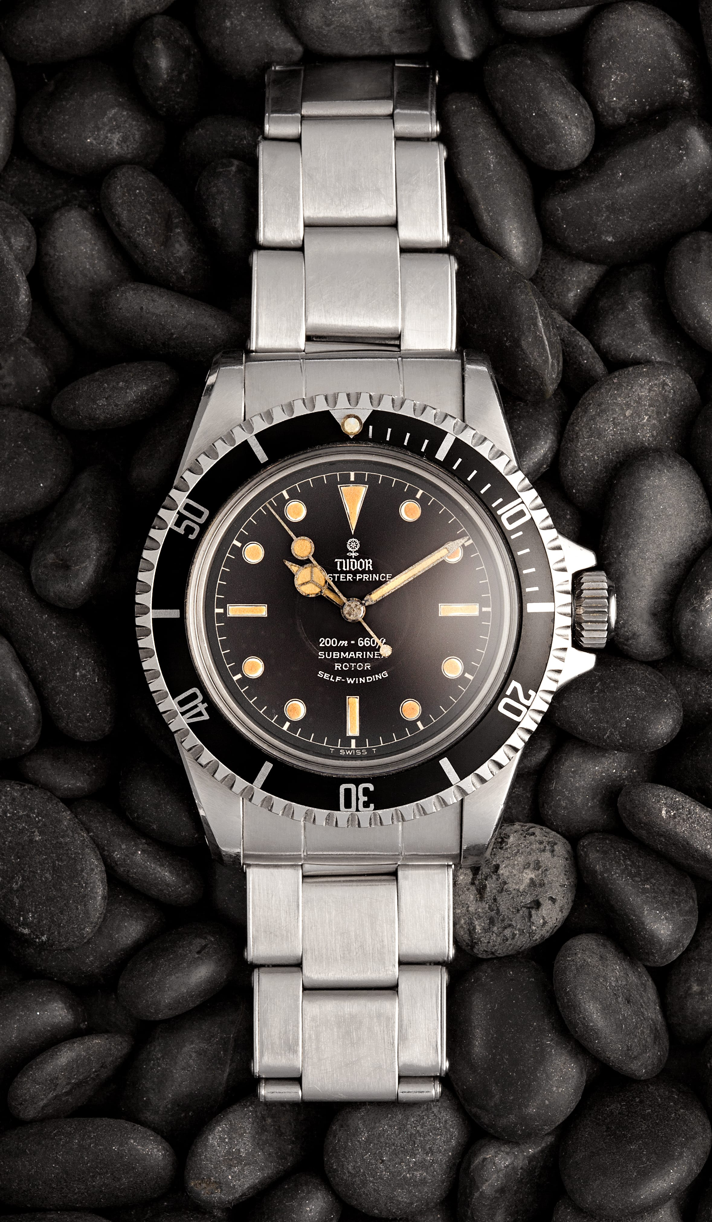 Vintage of the week vintage tudor submariner reference 7928 - Tudor dive watch price ...