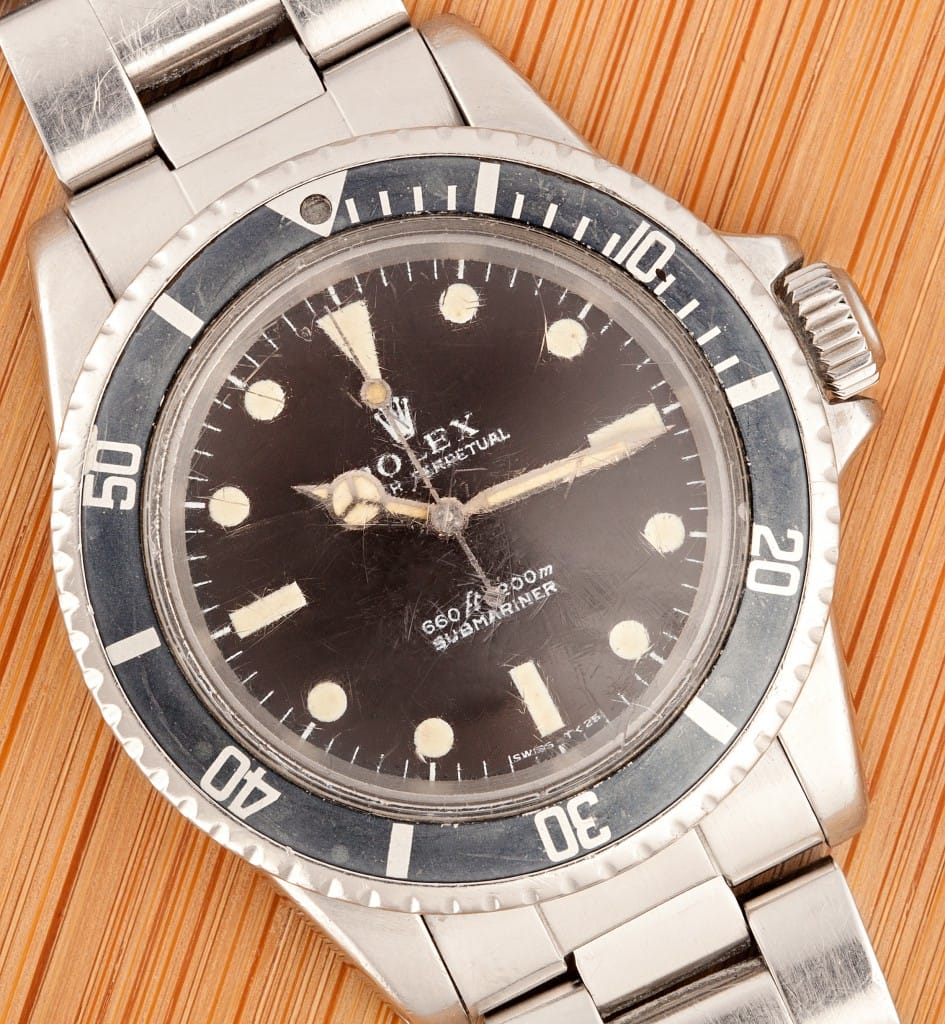 submariner 5513 rolex from Bob's Watches