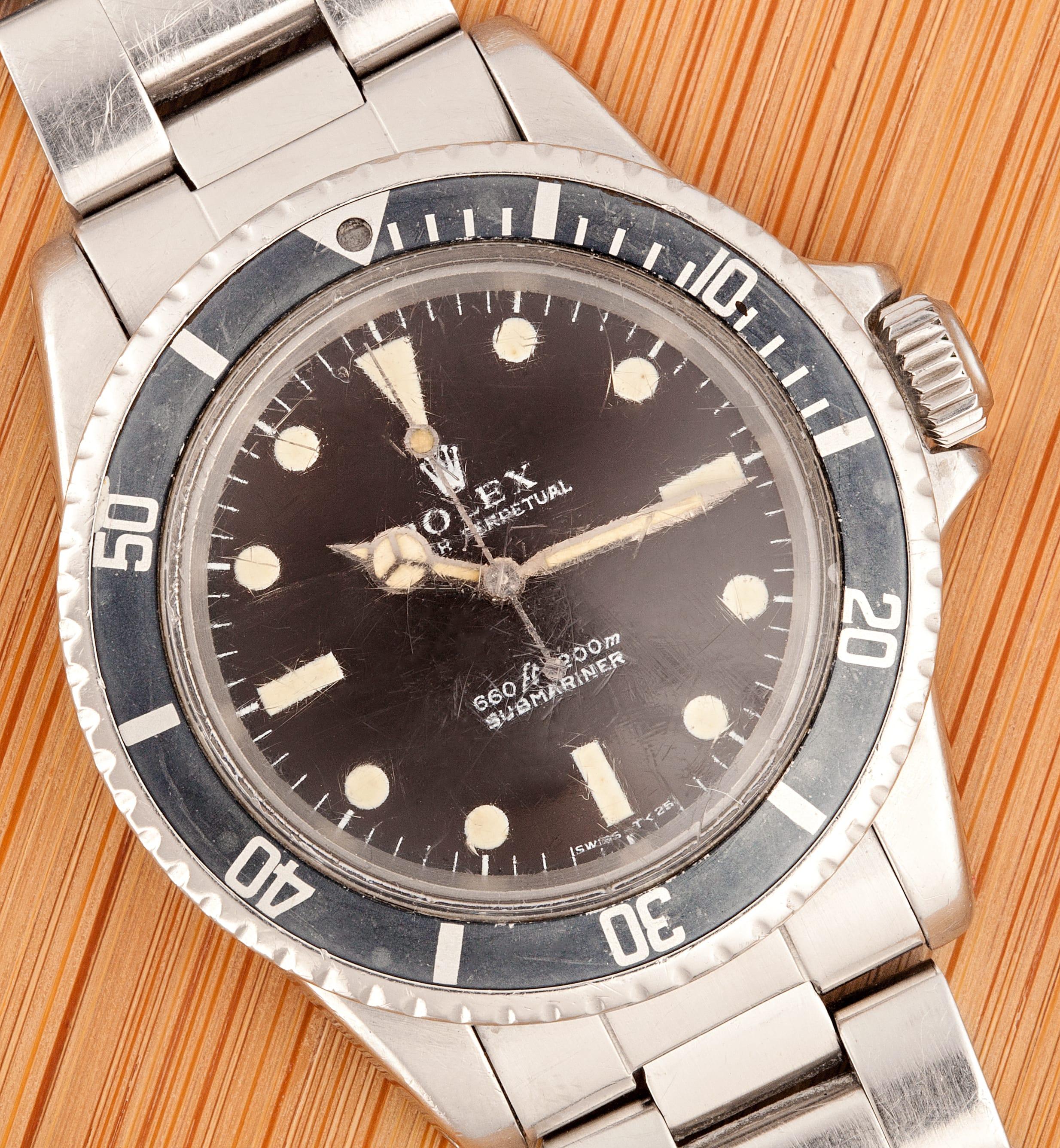 Honest Watch Rolex Submariner 5513