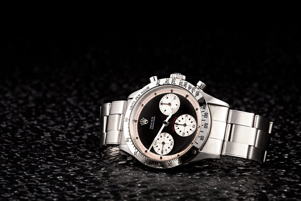 history of daytona watch by rolex