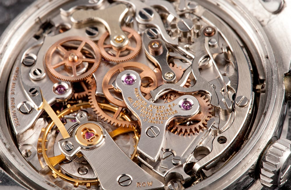 daytona rolex movement