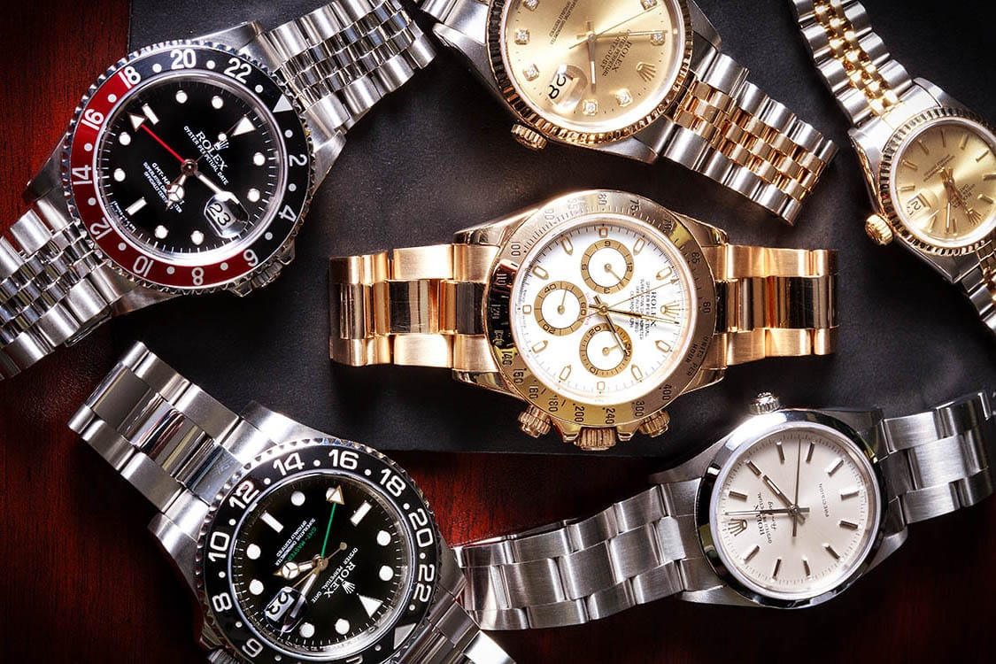 rolex models - Bob's Watches