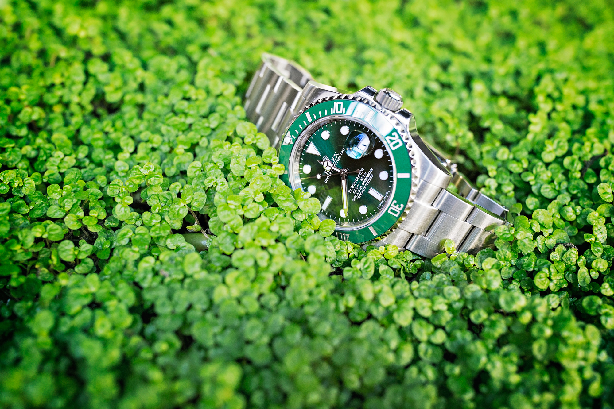 Some people love the Hulk as it is a special edition of a Submariner.