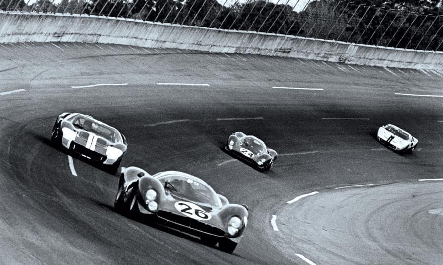 Rolex Daytona Race