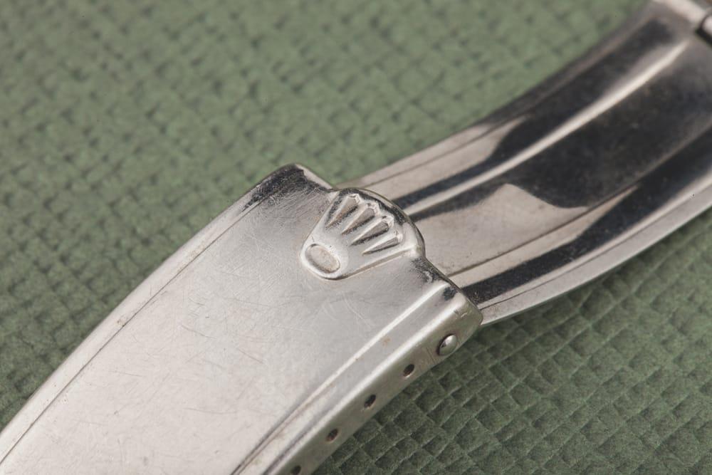 clasp 5512 rolex sub