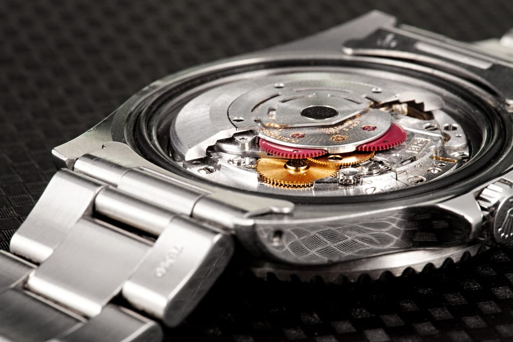 movement tiffany gmt 16700