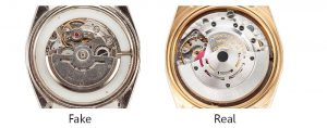 Fake vs. Real - Bob's Watches
