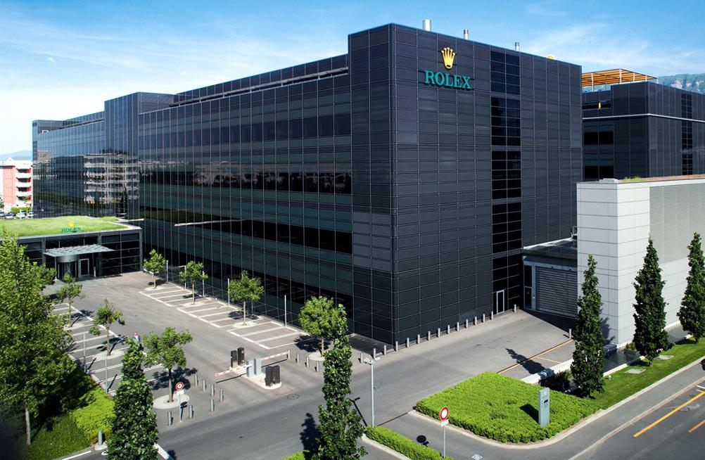 rolex building