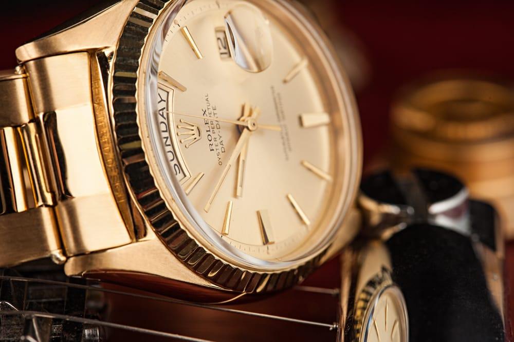vintage 1803 president rolex