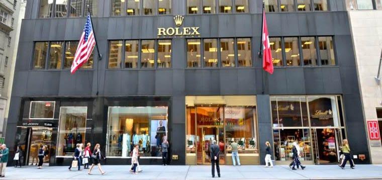 rolex new york ny