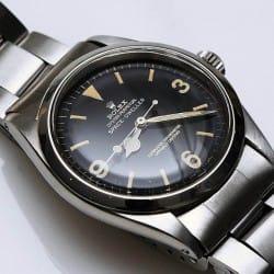 space dweller wristwatch