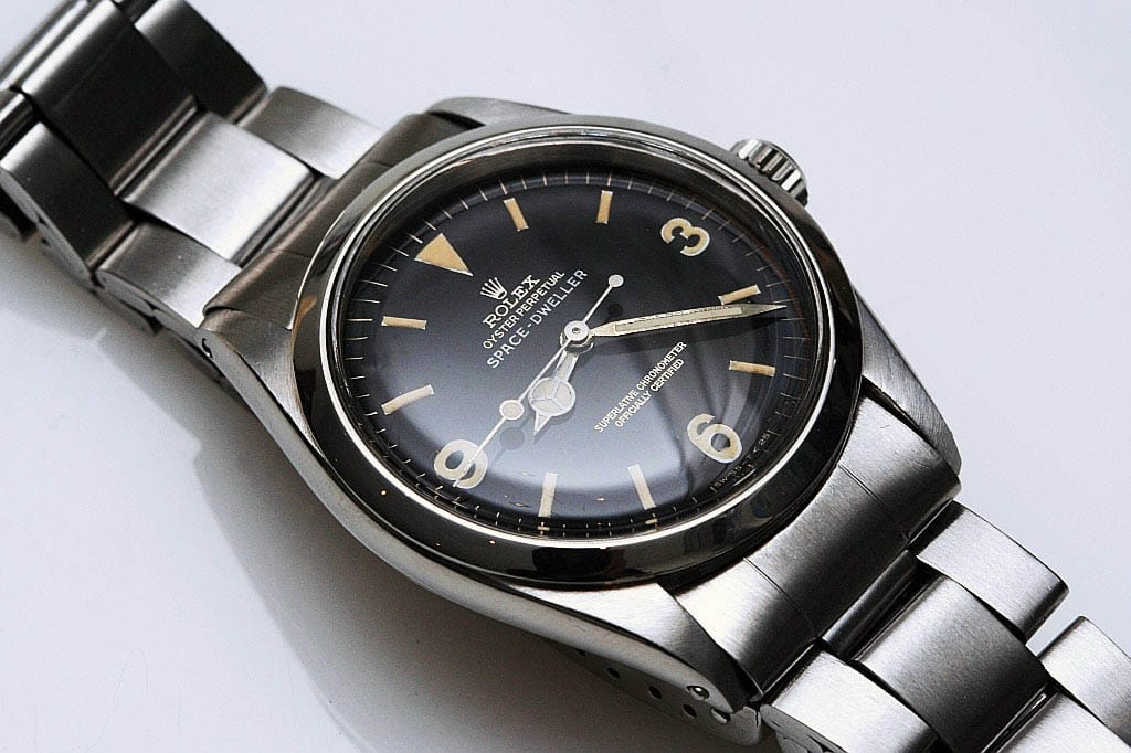 Space Dweller Wristwatch