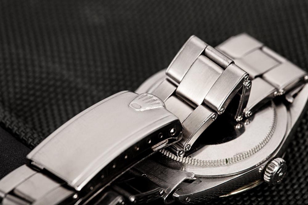 Vintage Explorer Clasp & Bracelet
