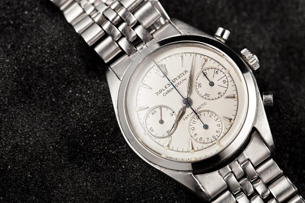 Dial Rolex Chronograph 6234