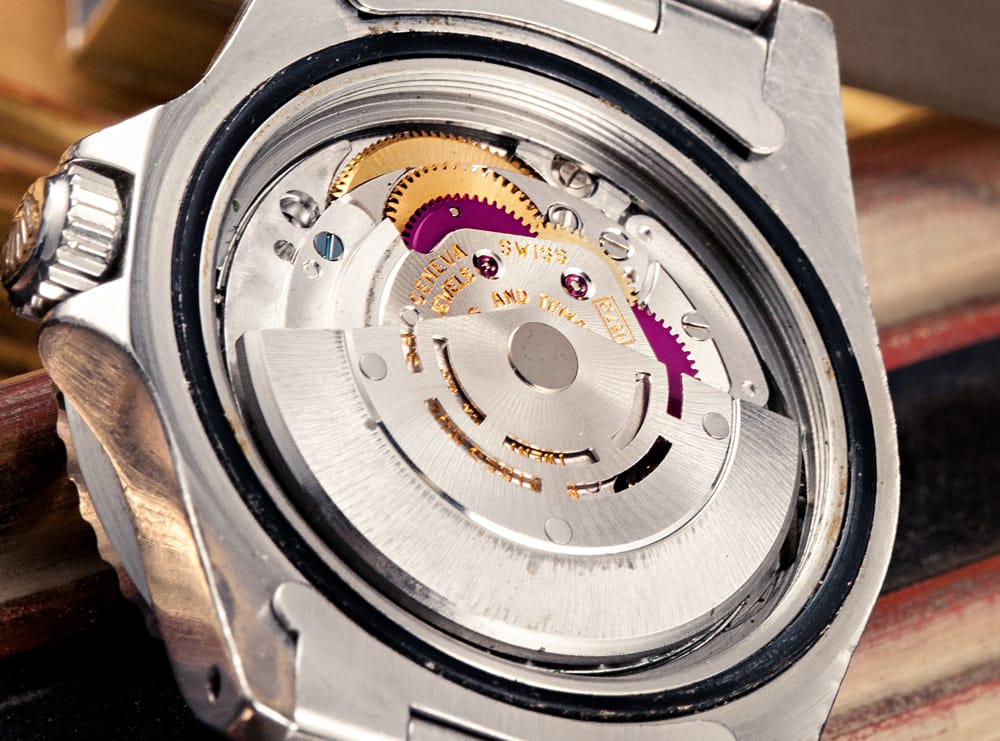 Movement SeaDweller 1665