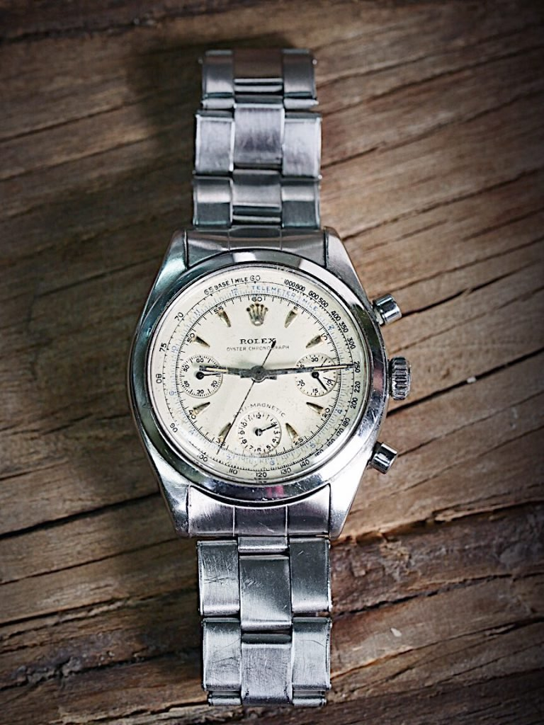 The Rolex Chronograph 6234 is a must have piece for any Rolex collection