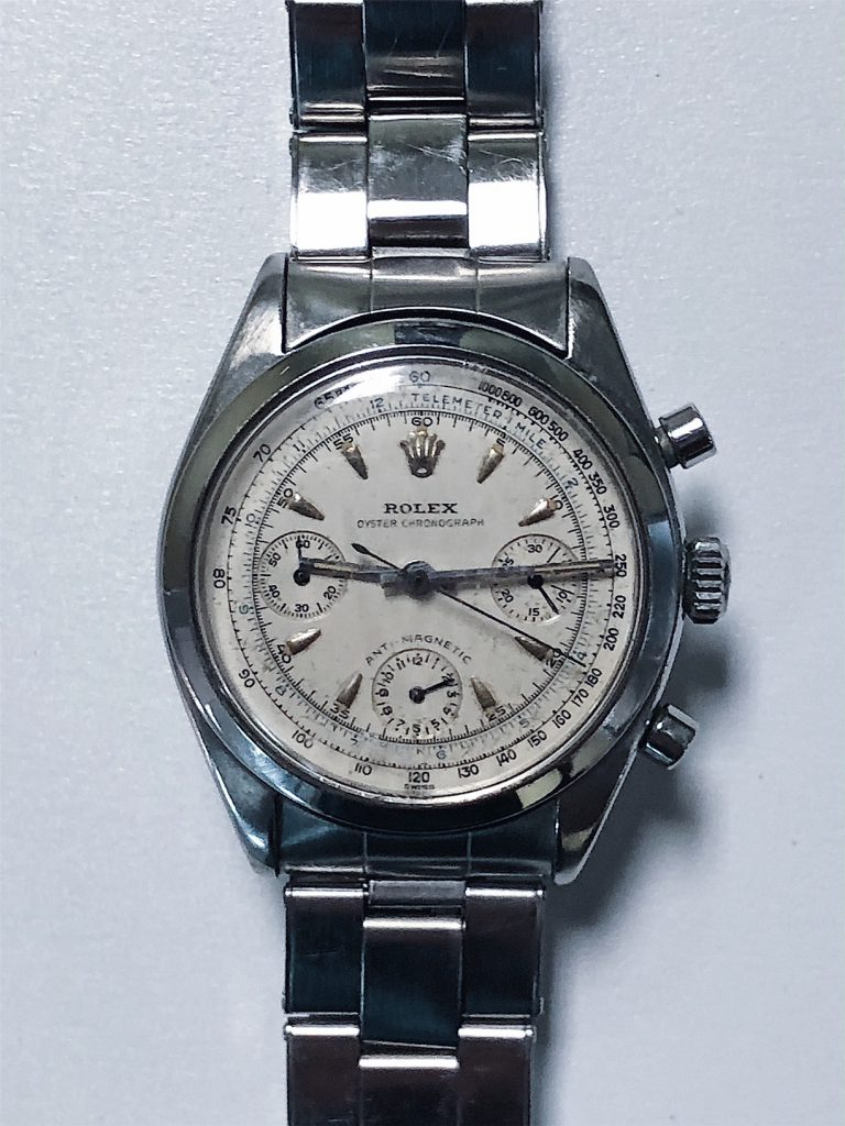 The Rolex Chronograph 6234 is one of the most prized vintage Rolex watches