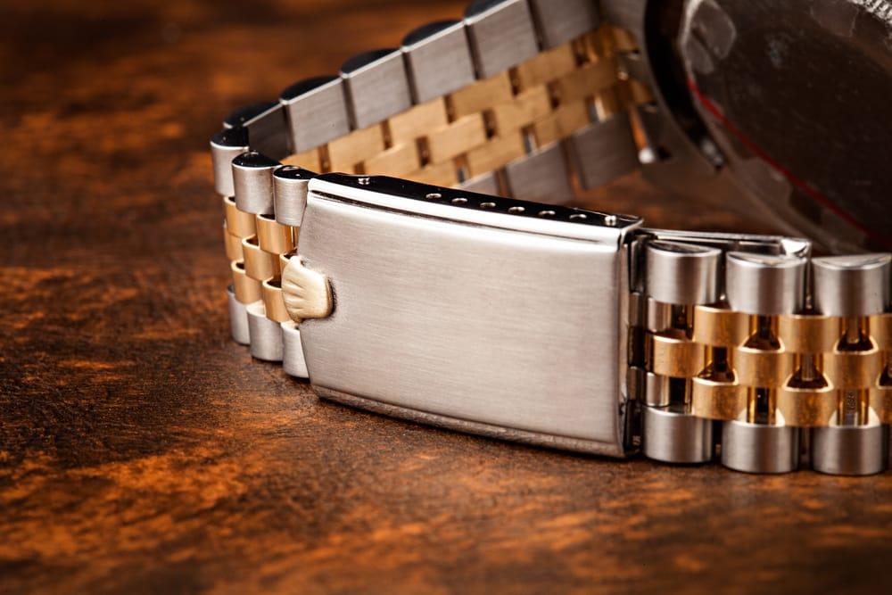 Bracelet Vintage Rolex 1675 Two Tone GMT
