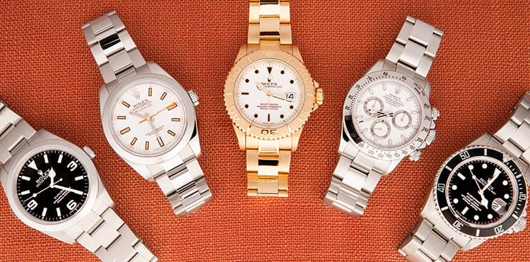 rolex watches - Bob's Watches