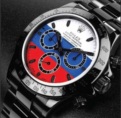 4th of July Rolex Daytona Watch