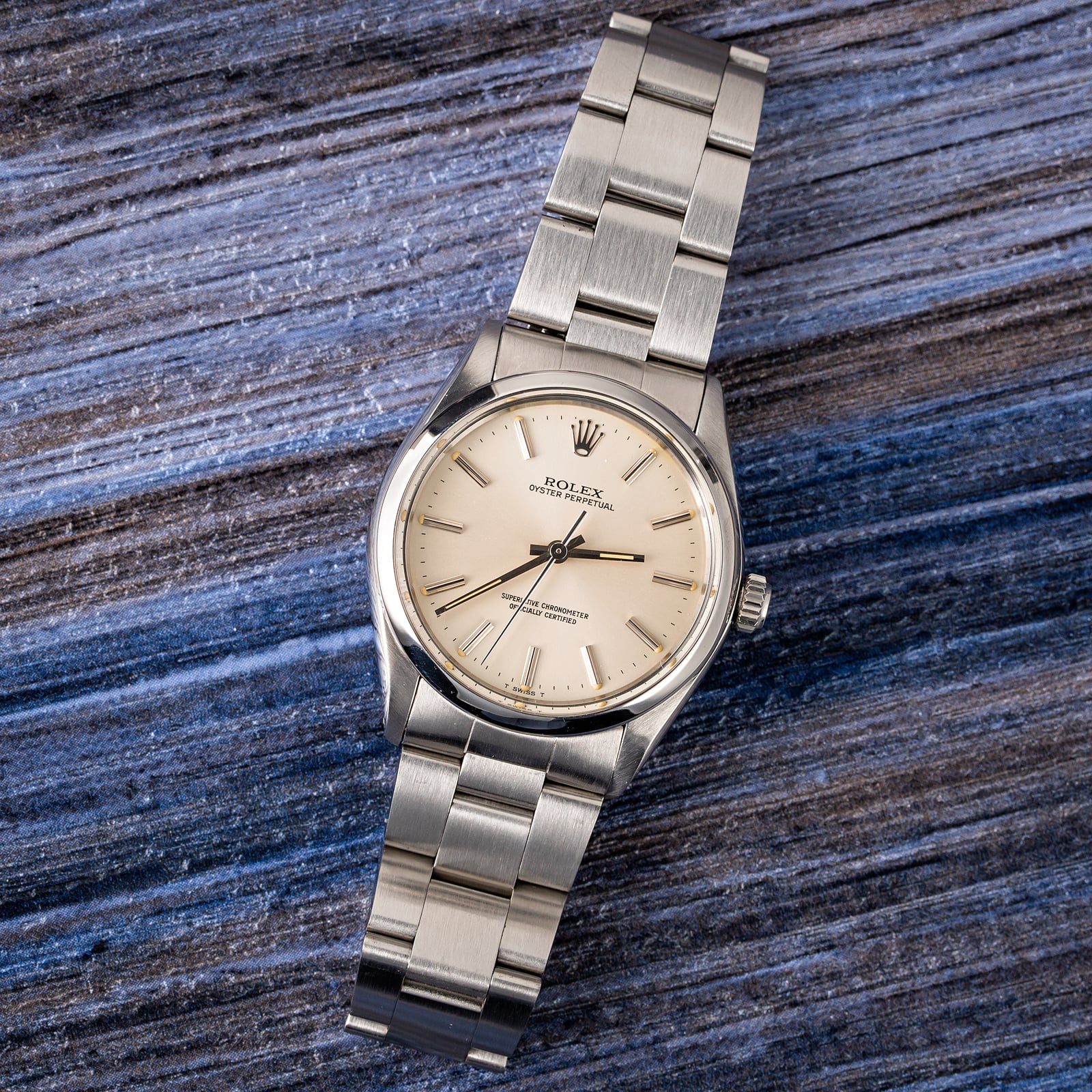 Rolex Oyster Perpetual 1002 vintage reference