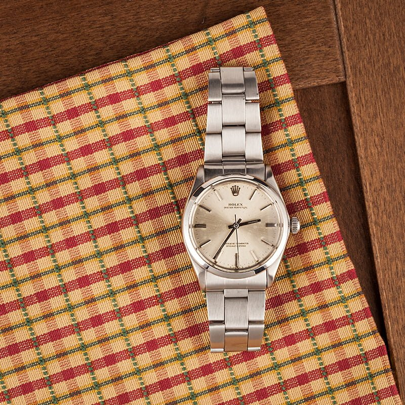 Rolex Oyster Perpetual Reference 1002 Vintage