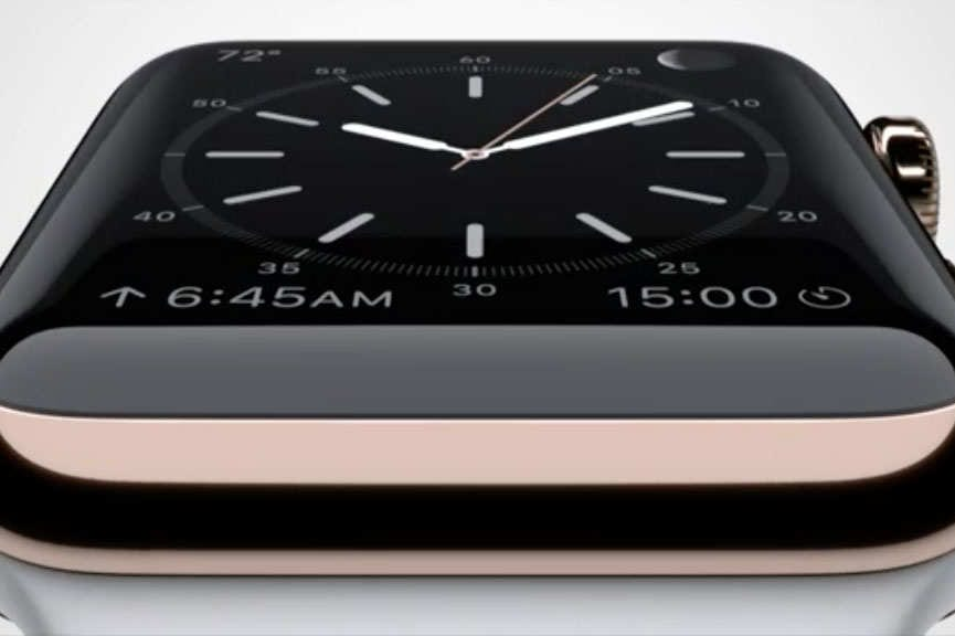 Apple iWatch Close View