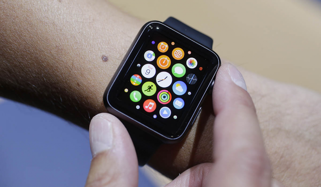 An Apple Watch was another massive leap in the watchmaking industry