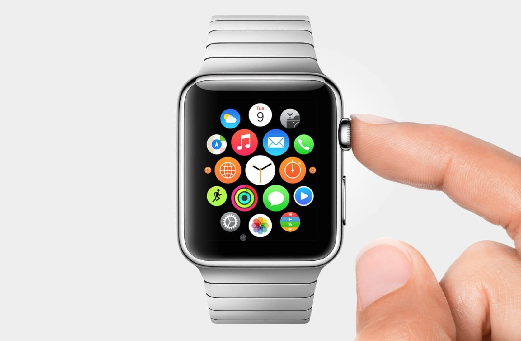 The topic on Apple Watch vs Rolex is a big, but Rolex is feeling confident.