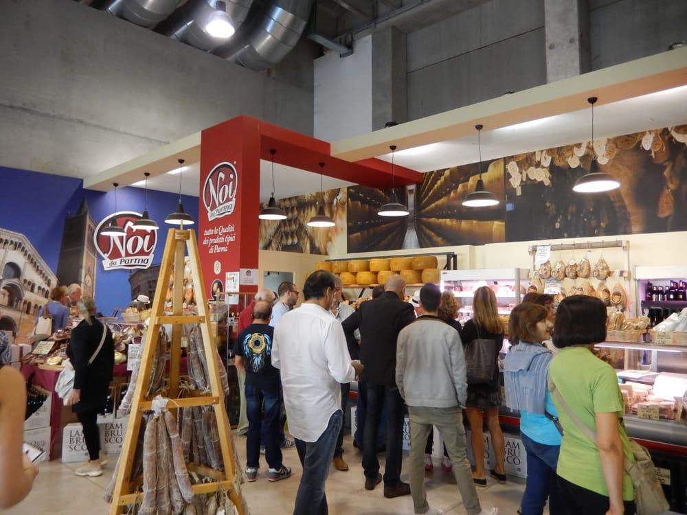 Parma Vintage Show Food Line