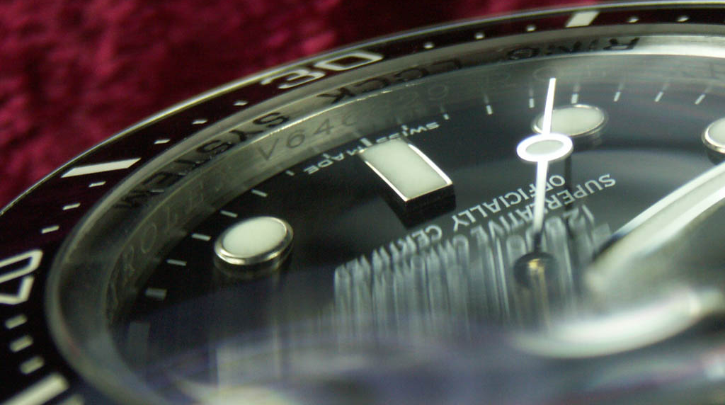 Serial Numbers on Rolex Watch