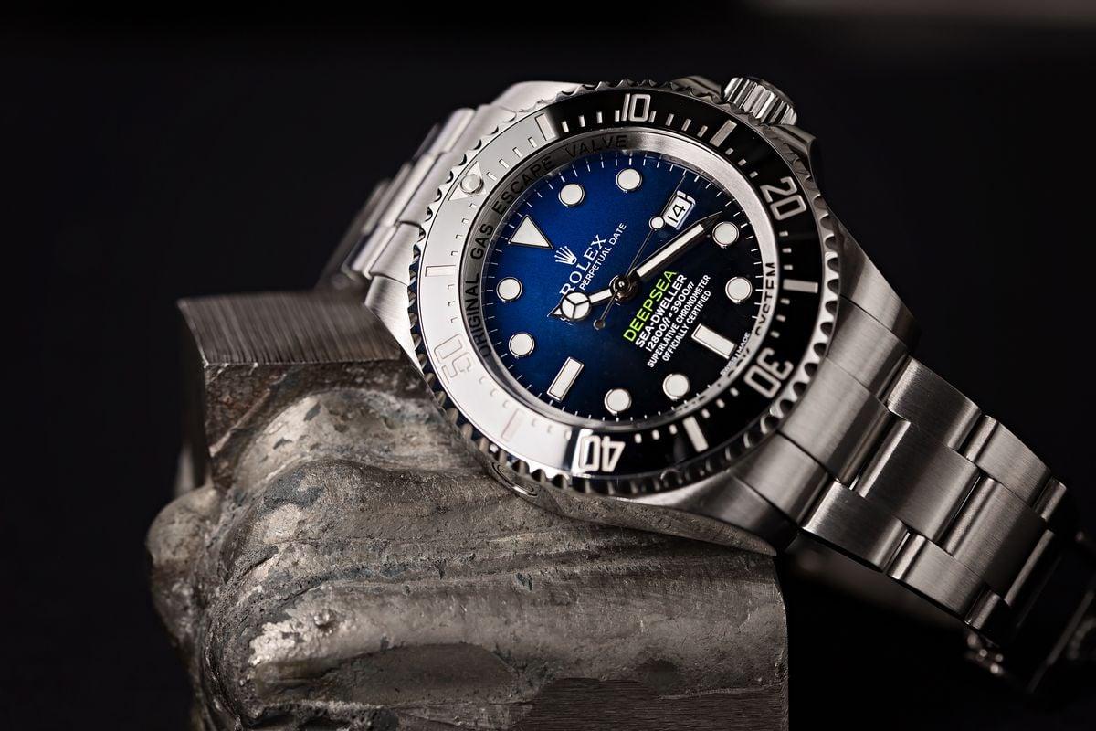 Rolex Deepsea Sea-Dweller 116660 D-Blue Dial James Cameron