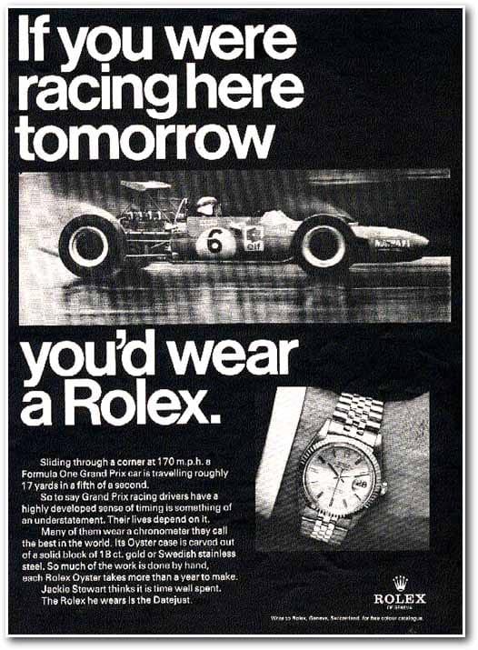 daytona rolex 1968