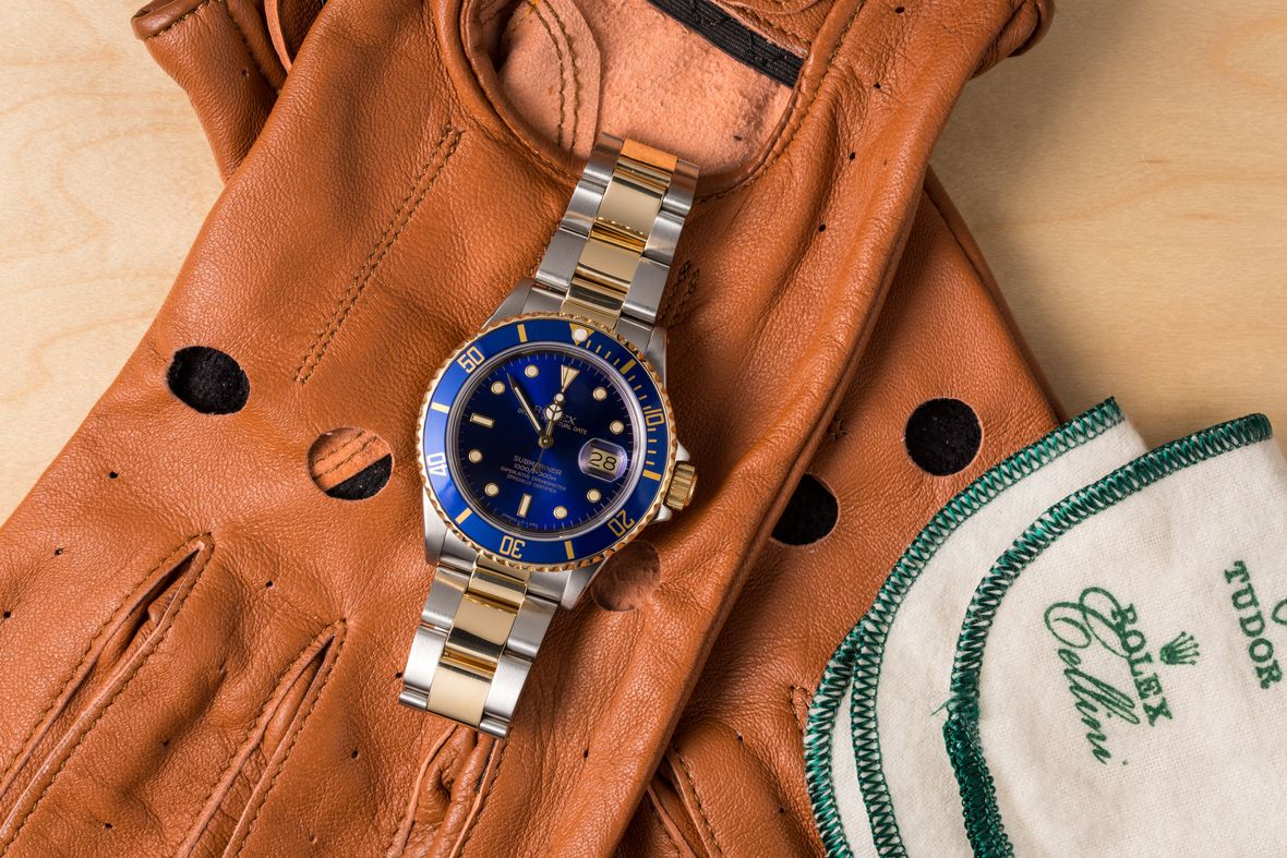 Rolex Submariner Date Reference 16803