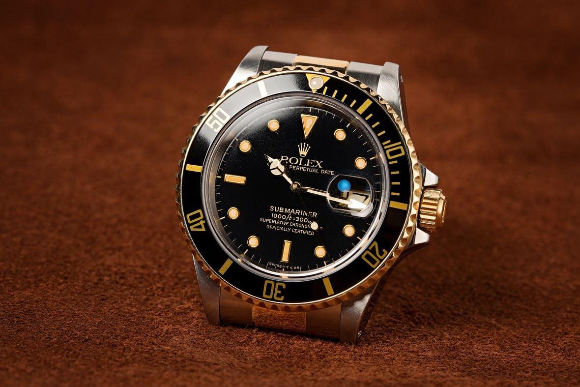 Rolex Submariner Date 16803