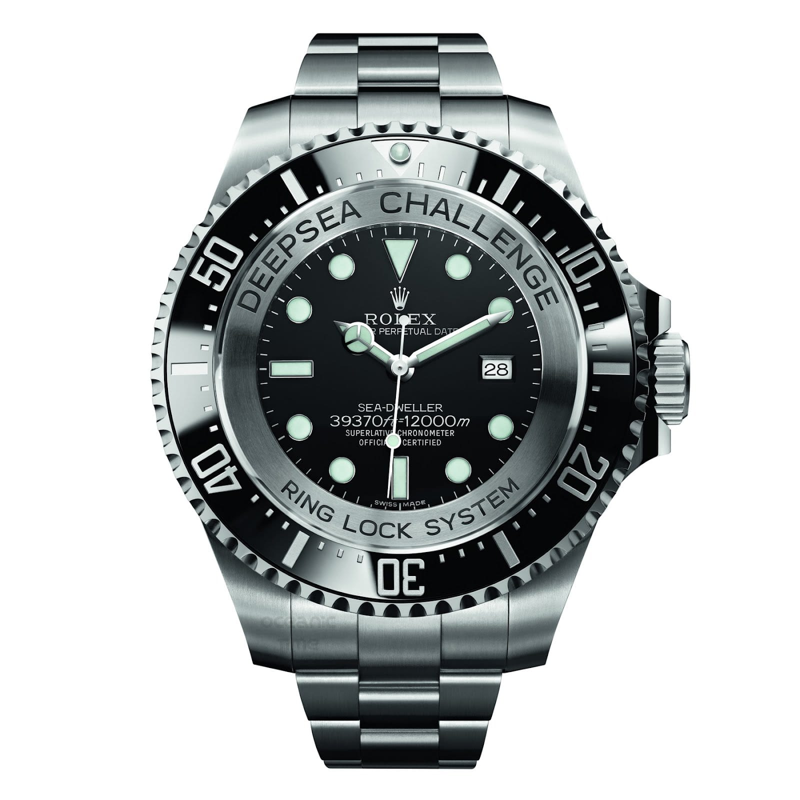 Rolex Sea Dweller Deepsea Challenge from Bob's Watches.