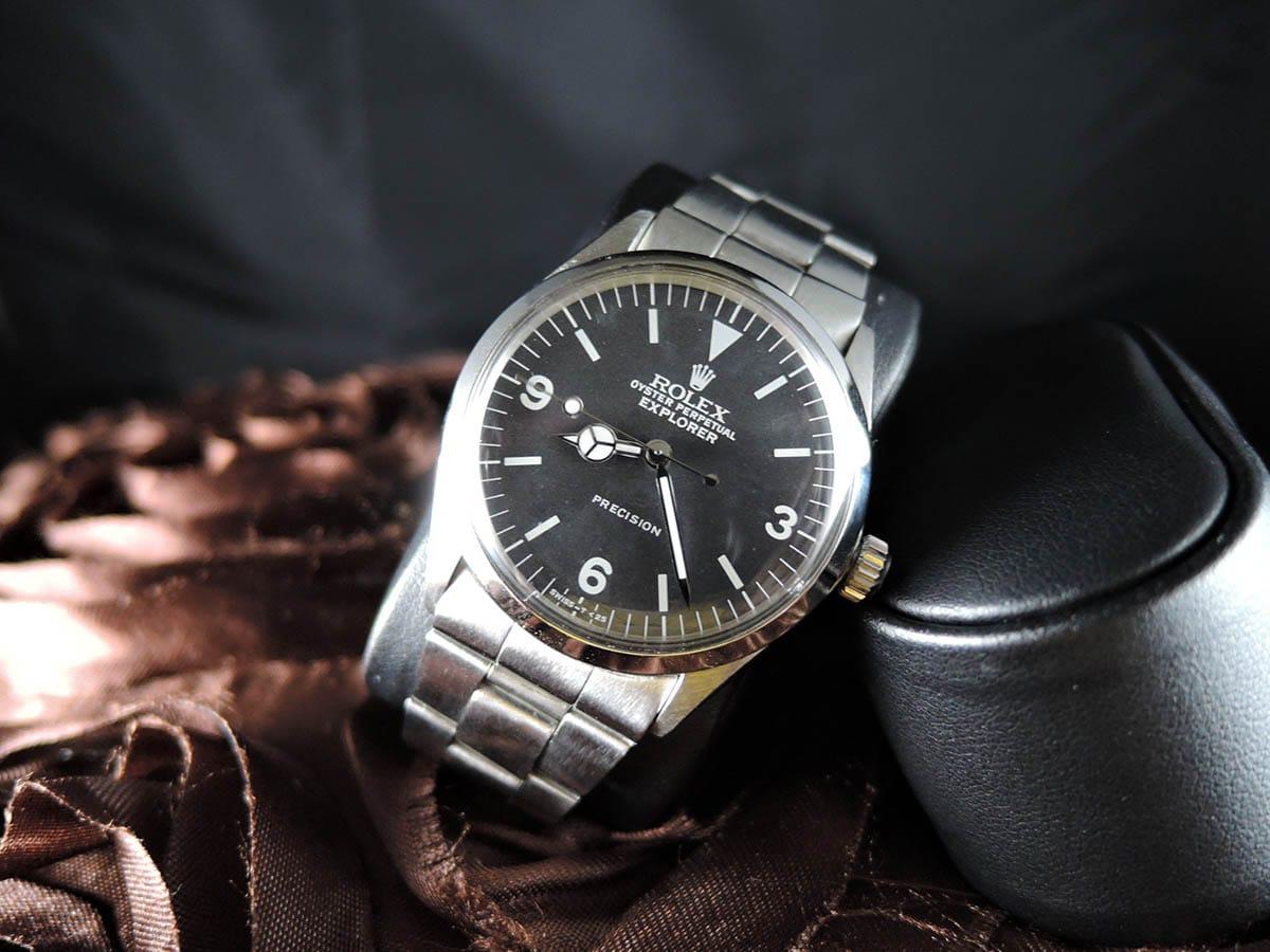 Vintage Of The Week Rolex Explorer Reference 5500