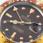 rolex gmt master vintage watch