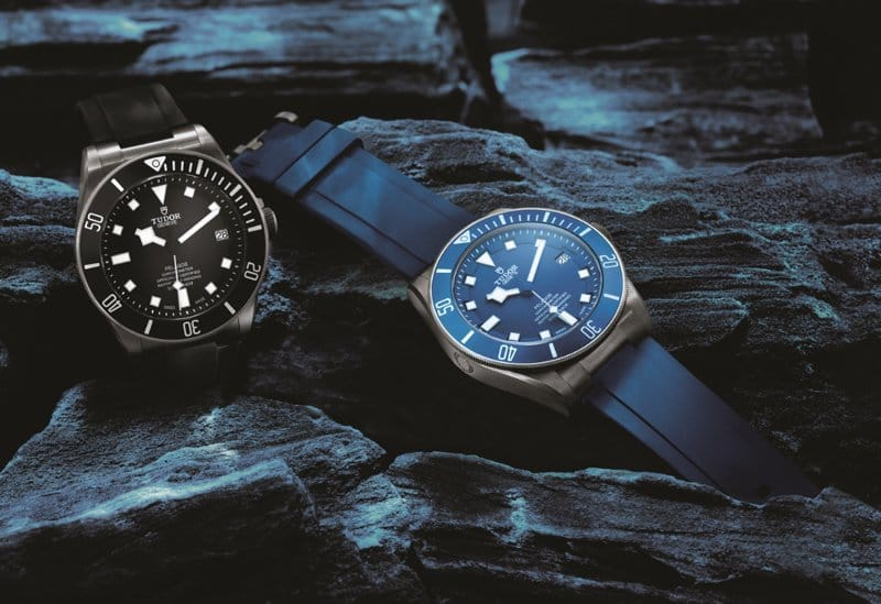 Tudor Pelagos 25600TB from Baselworld 2015
