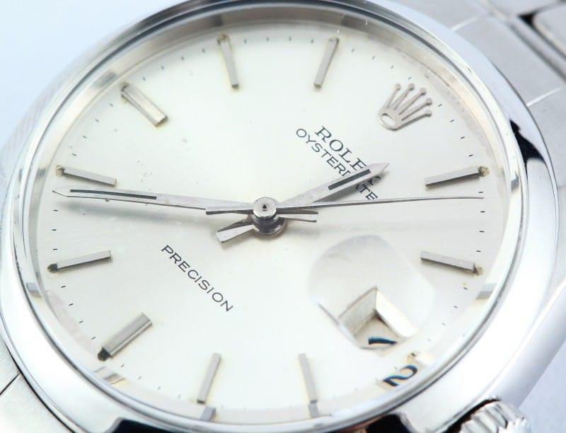 dial vintage rolex 6694