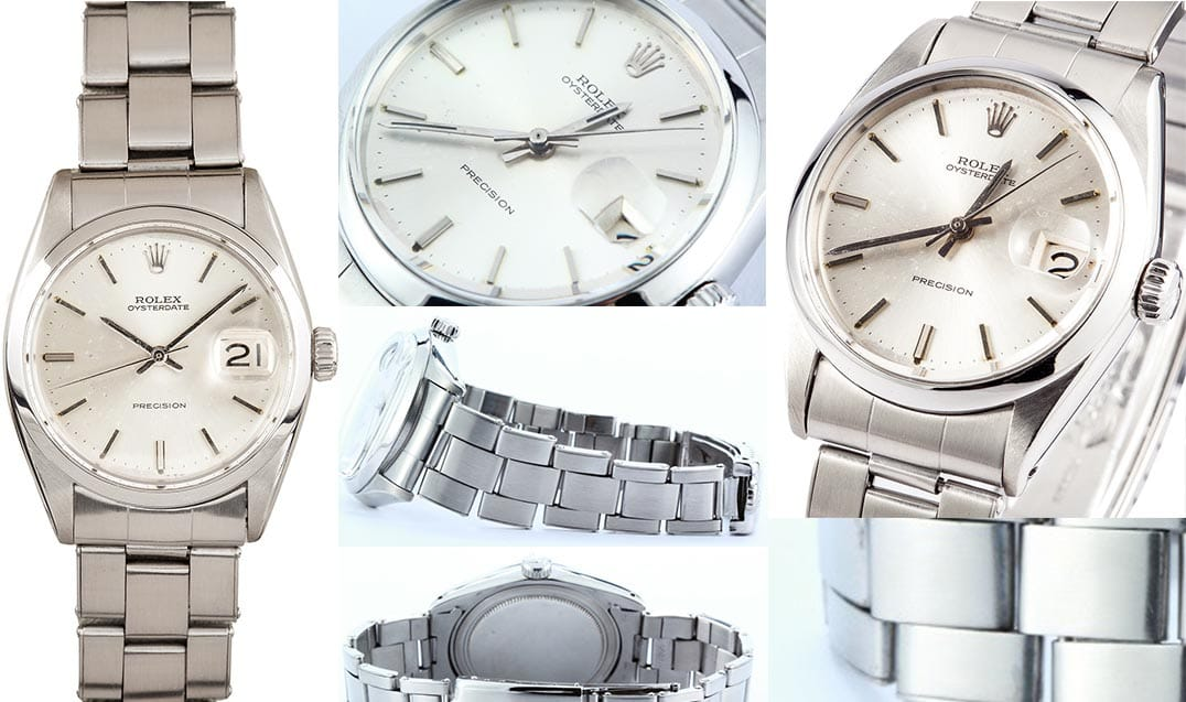 A Date 6694 is a watch that is simple yet displays elegance.