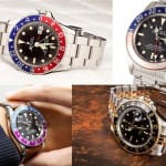 vintage rolex gmt 1675 wristwatch collection